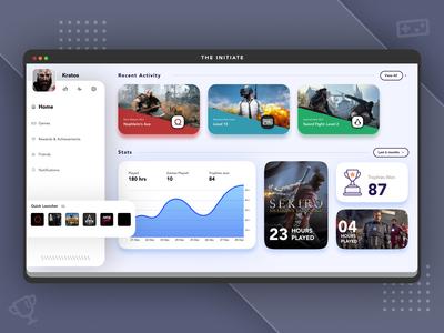 Video Gaming Dashboard V2