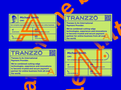 Tranzzo Payment System. Branding and Web Design Concept illustration branding corporate identity poligraphy print design business card print and online brand identity graphic design pattern blue and green web mobile interaction business ui ux money transfer payment finance app typography logotype