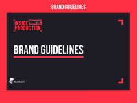 Brand Guidelines for Inside Production