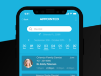Appointed Medical Booking App