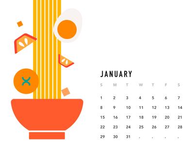 2019! happy new year monochrome orange planner print new year 2019 calendar 2019 calendar