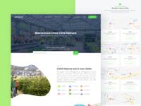 Côté Nature - 2018 Redesign