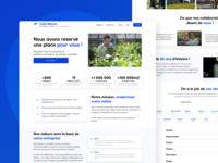 Career page - Côté Nature