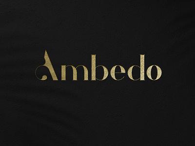 Logo Type text logo type typography typo logobrand ambedo logomark logotype identity design branding logo