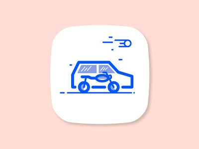 Creative Icon illustration vector ux ui logo symbol identity branding icon design app icon design icon