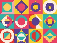 Geometric Shape Pattern