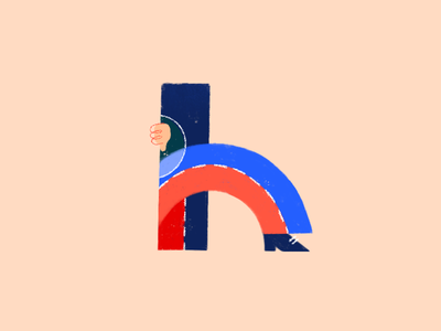 H for 36 Days of Type yoga typography type art type letter art letter h illustration graphic design design character art 36daysoftype06 36daysoftype 36days-h 36days 36 days of type lettering 36 days of type