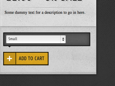 Working on a theme for a shopping cart ui shopping cart