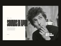 Dylan - Portfolio article grid