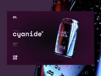 cyanide® - Over Energy Drink