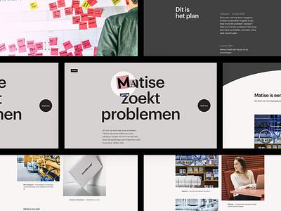 matise hackathon hackathon mail home wave digital ui ux design website design website