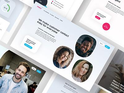 Responsive website for macs.co responsive digital website home webdesign ux design
