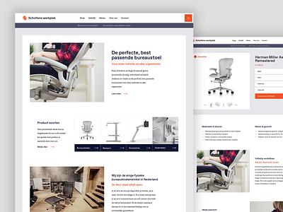 Scholtens werkplek webdesign responsive