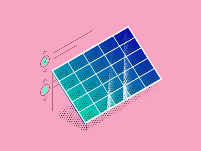 Millennial Investors Illustrations vol1 investors technology finance investing millennial solar panel charts ecommerce shopping statistics stairs character halftone tectured isometric illustration