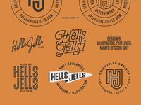 Hellsjells Personal Logo ideas