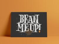 Bean Me Up poster