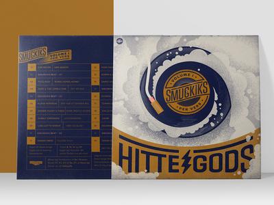 Smugkiks - Hitte Gods - Song Compilation Release Cover