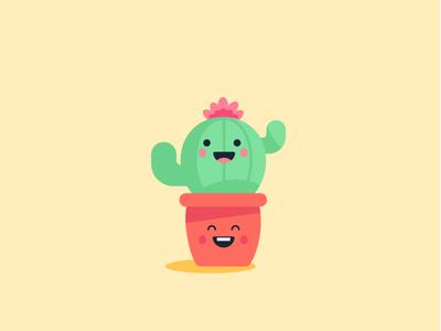 Couple Cacti