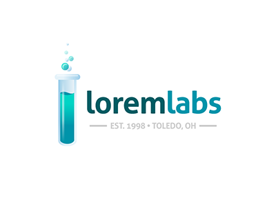 Lorem Labs Logo Free Template ai eps vector free template logo labs