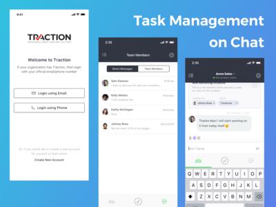 Task Management App - iOS