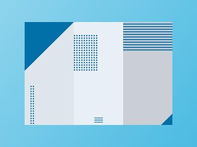 envelopes 3 clean minimalist simple stationary envelope blue minimal paper