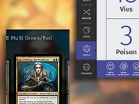 Magic the gathering app : Urzagatherer