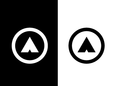Personal monogram identity monogram a logo