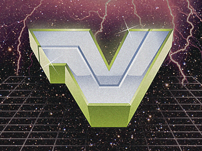 Vim is Rad vim icon macvim vi 80s chrome