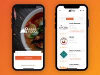 Jumia Food Redesign