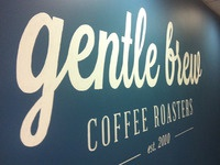 Gentle Brew Wall
