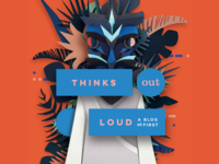 Thinks Out Loud Cover