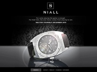 Niall | Luxury Timepieces