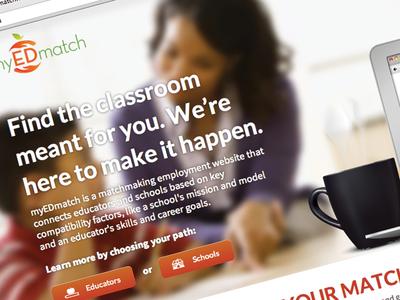 EdTech Startup Website