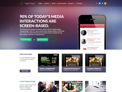 Agency | Landing Page