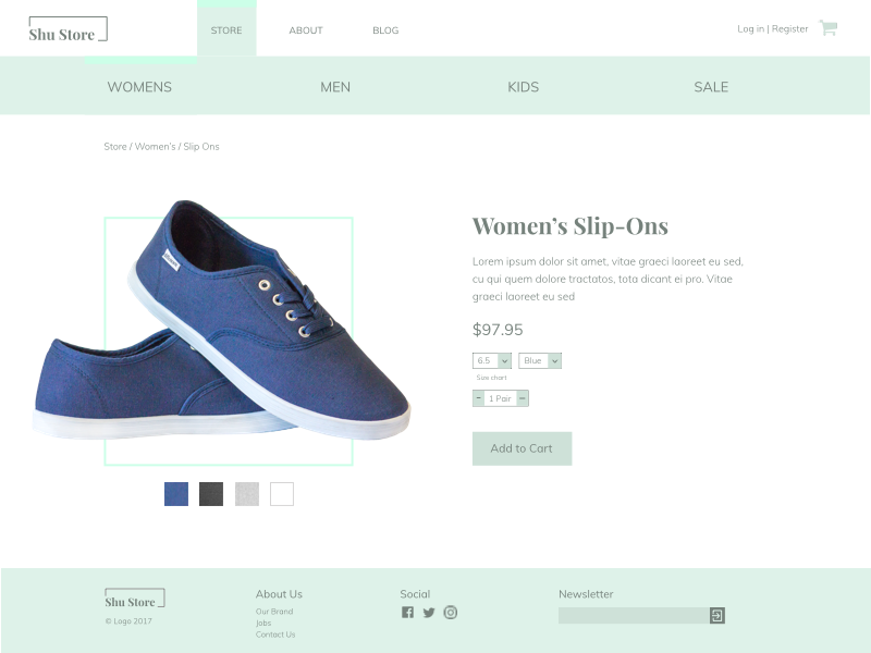 Daily UI Challenge #012 daily ui ecommerce ux ui uiux user experience design user interface design