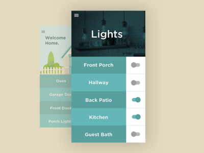 Daily UI Challenge #015 daily ui onoff user interface design user experience design uiux
