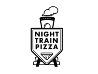 Night Train Pizza Concept
