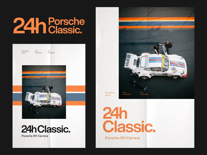 24h Porsche Classic