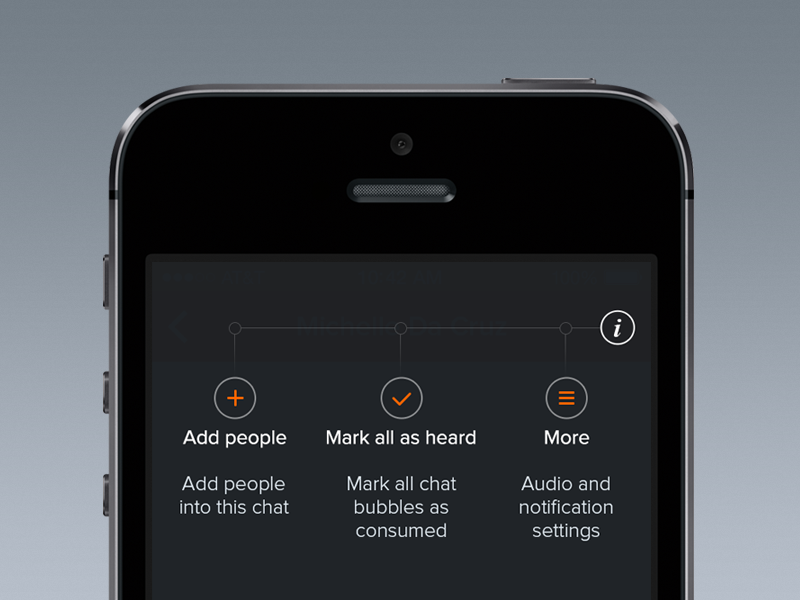 tour tooltip preview tour intro overlay ios clean simplicity