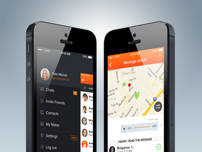 Instant Voice. Anytime, Anywhere. Coming soon! live voice text audio walkie talkie