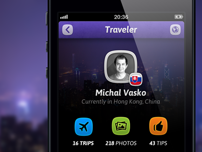 1st sneak peak of my travel project iphone ios project travel trips photos tips