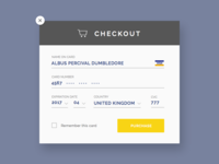 002 -- Credit Card Checkout