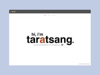 003 -- Landing Page