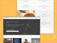Data Portal Landing Page Exploration