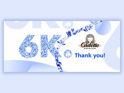 Codette 6K celebration