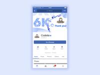 Codette 6K mobile mockup
