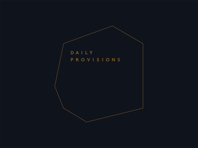 Daily Provisions