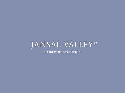 Jansal packaging hospitality food typography logotype identity brand logo