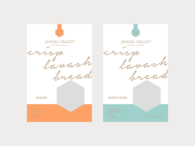 Jansal packaging specialty food typography pouch identity brand logo