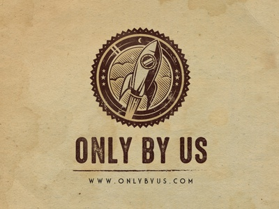 Only By Us Logo